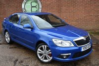 USED 2010 10 SKODA OCTAVIA 2.0 VRS TFSI 5d 198 BHP WE OFFER FINANCE ON THIS CAR