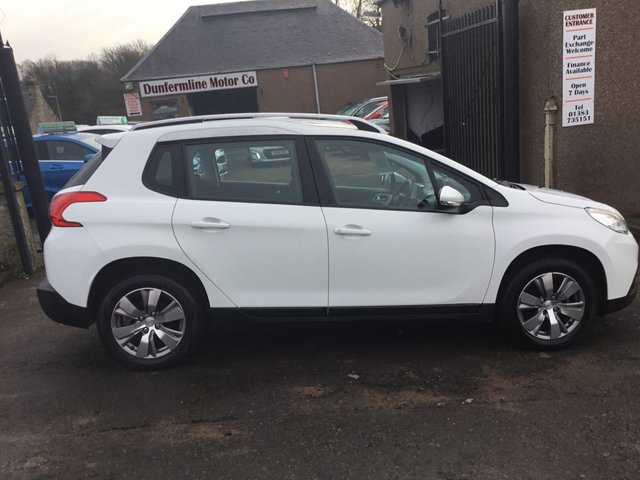 USED 2014 14 PEUGEOT 2008 1.6 E-HDI ACTIVE FAP 5d 92 BHP ++LOW RUNNING COSTS++