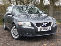 USED 2010 10 VOLVO V50 2.0 D4 SE LUX 5d 175 BHP
