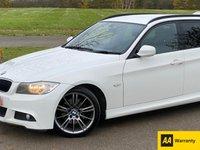 2010 BMW 3 SERIES 2.0 318D SPORT PLUS EDITION TOURING 5d 141 BHP £5495.00