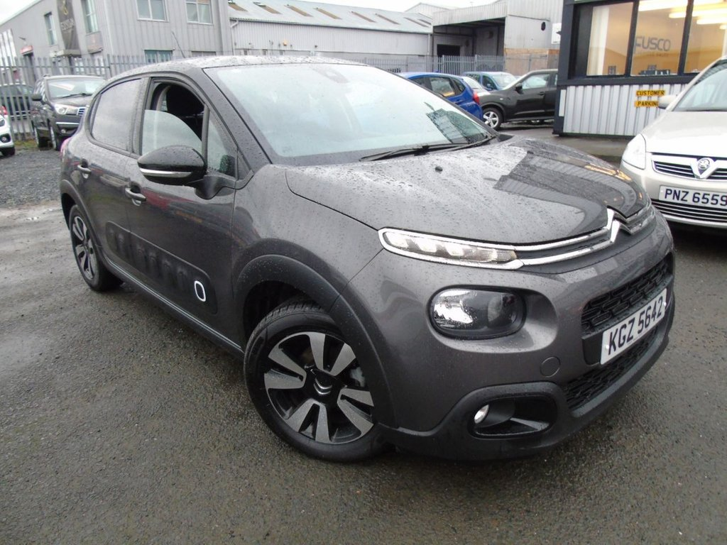USED 2018 CITROEN C3 1.2 PURETECH FLAIR 5d 82 BHP £173 a month, T&Cs apply.