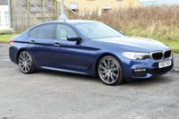 USED 2017 67 BMW 5 SERIES 520d M Sport Auto xDrive 4dr