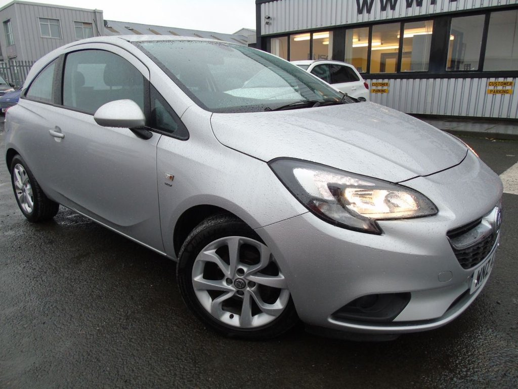 USED 2016 VAUXHALL CORSA 1.4 ENERGY AC ECOFLEX 3d 74 BHP £115 a month, T&Cs apply.
