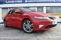 USED 2010 10 HONDA CIVIC 1.8 I-VTEC SI-T 5d 138 BHP COMES WITH 6 MONTHS WARRANTY