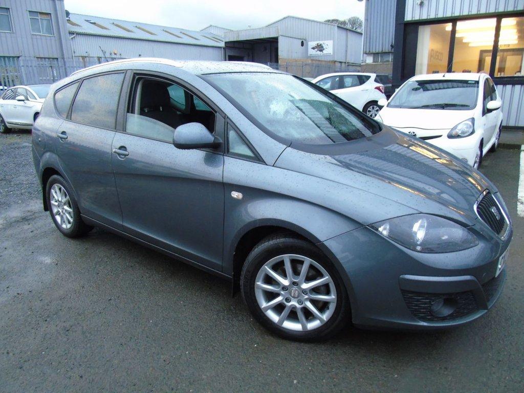 USED 2012 SEAT ALTEA XL 1.6 CR TDI ECOMOTIVE SE 5d 103 BHP £113 a month, T&Cs apply.