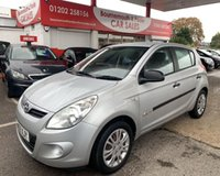 2009 HYUNDAI I20 1.2 CLASSIC 5d 77 BHP *ONLY 13,000 MILES* £3695.00
