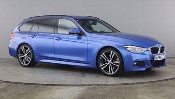 2016 BMW 3 SERIES 2.0 320D M SPORT TOURING 5d 188 BHP £16990.00