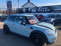 USED 2013 C MINI HATCH ONE 1.6 ONE D 3d 90 BHP