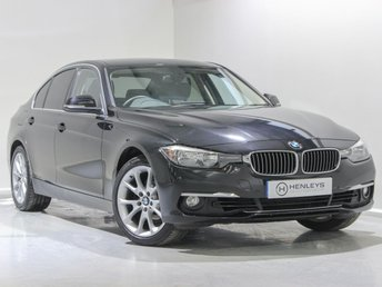 2015 BMW 3 SERIES 3.0 330D XDRIVE LUXURY 4d 255 BHP £14990.00