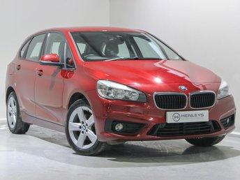 2017 BMW 2 SERIES 2.0 218D SE ACTIVE TOURER 5d 148 BHP £11990.00
