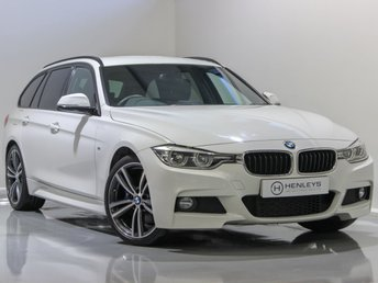 2016 BMW 3 SERIES 2.0 320D M SPORT TOURING 5d 188 BHP £16890.00