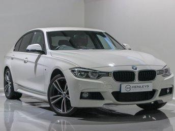 2015 BMW 3 SERIES 2.0 320D XDRIVE M SPORT 4d 188 BHP £14990.00