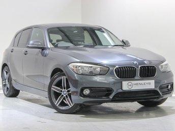 2016 BMW 1 SERIES 1.5 118I SPORT 5d 134 BHP £11990.00