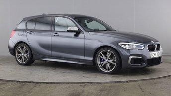 2015 BMW 1 SERIES 3.0 M135I 5d 322 BHP £17990.00