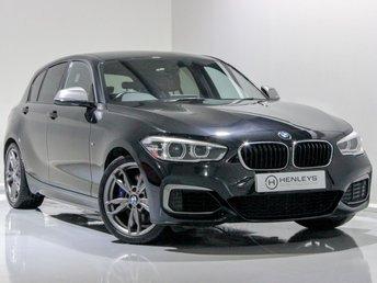 2016 BMW 1 SERIES 3.0 M140I 5d 335 BHP £18990.00