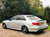 2015 MERCEDES-BENZ E CLASS 2.1 E220 BLUETEC AMG NIGHT EDITION 4d 174 BHP £12785.00
