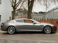USED 2018 68 ASTON MARTIN RAPIDE 6.0 V12 S T-TronIII 4dr SHADOW EDITION / REAR SEAT TV