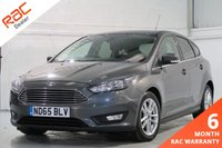 USED 2015 65 FORD FOCUS 1.5 ZETEC TDCI 5d 118 BHP FINANCE + NATIONWIDE DELIVERY AVAILABLE