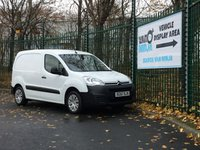 2018 CITROEN BERLINGO 1.6 625 ENTERPRISE L1 BLUEHDI 74 BHP £6995.00