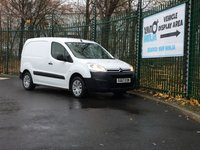 2017 CITROEN BERLINGO 1.6 625 ENTERPRISE L1 BLUEHDI 74 BHP £6800.00
