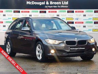 2014 BMW 3 SERIES 2.0 320D XDRIVE SE TOURING 5d 181 BHP £11499.00