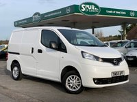 USED 2018 68 NISSAN NV200 1.5 DCI TEKNA 110 BHP Only 9,000 Miles, Top Spec Model, Air Con, Rear Parking Camera, 2 Side Doors, 5 Year, 100,000 Mile Nissan Warranty.