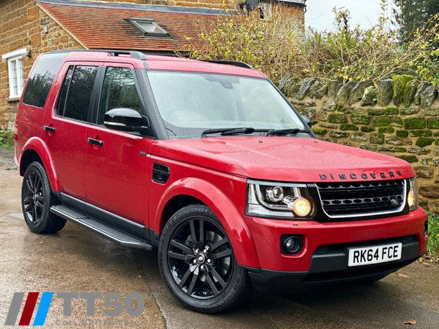 2014 64 LAND ROVER DISCOVERY 3.0 SDV6 SE 5d 255 BHP