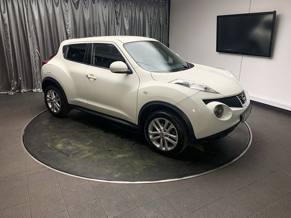 USED 2012 12 NISSAN JUKE 1.6 ACENTA PREMIUM 5d 117 BHP FREE UK DELIVERY, AIR CONDITIONING, AUX INPUT, CLIMATE CONTROL, CRUISE CONTROL, DRIVE PERFORMANCE CONTROL, REVERSE CAMERA, SATELLITE NAVIGATION, STEERING WHEEL CONTROLS, TOUCH SCREEN HEAD UNIT, TRIP COMPUTER