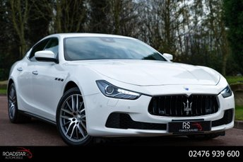View our MASERATI GHIBLI