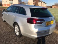 USED 2015 65 VAUXHALL INSIGNIA 2.0 CDTi SRi Nav Sport Tourer Auto 5dr Auto ! 1 Owner ! F/D/S/H !