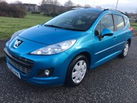 2013 PEUGEOT 207 1.6 HDi Active 5dr £2695.00
