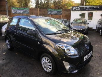 2008 RENAULT TWINGO 1.1 EXTREME 3d 60 BHP SOLD