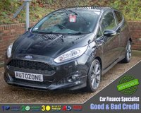 USED 2017 17 FORD FIESTA 1.0 ST-LINE 3d 124 BHP