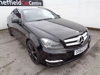 2012 MERCEDES-BENZ C CLASS 2.1 C220 CDI BLUEEFFICIENCY AMG SPORT PLUS 2d 168 BHP £8975.00