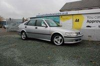 2000 SAAB 9-3 2.0 AERO HOT 5d 205 BHP £1990.00