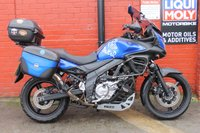 USED 2013 63 SUZUKI DL 650 V-STROM AL3  A fully loaded ADV Machine. Finance and Delivery Available.