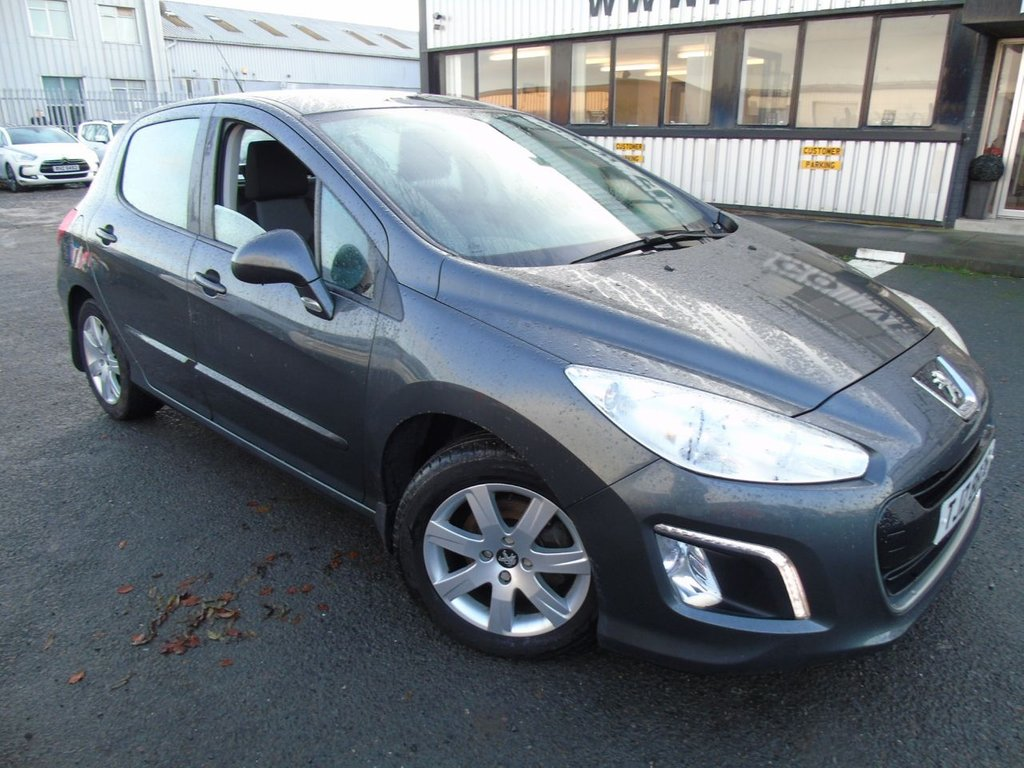 USED 2012 PEUGEOT 308 1.6 HDI ACTIVE 5d 92 BHP £90 a month, T&Cs apply.