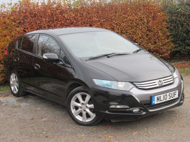 USED 2010 10 HONDA INSIGHT 1.3 IMA ES-T 5d AUTOMATIC * AUTOMATIC HYBRID * ONE OWNER FROM NEW *