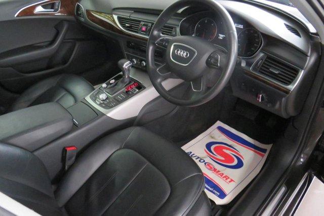USED 2011 11 AUDI A6 3.0 TDI SE 4d 204 BHP