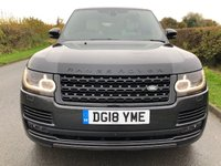 USED 2018 18 LAND ROVER RANGE ROVER 4.4 SDV8 AUTOBIOGRAPHY 5d 339 BHP