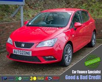 USED 2014 64 SEAT IBIZA 1.2 TSI I-TECH 5d 104 BHP