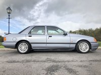 USED 1990 G FORD SIERRA 2.0 SAPPHIRE RS COSWORTH 4d 201 BHP 2 owner, every MOT & only 37000 miles