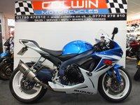 2012 SUZUKI GSX-R600 GSXR 600 L1  £5995.00