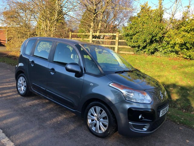 USED 2010 10 CITROEN C3 PICASSO 1.6 PICASSO VTR PLUS HDI 5d 90 BHP **NEW MOT**FULL DEALER HISTORY**£30 ROAD FUND**