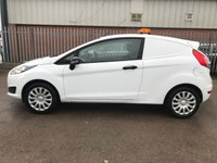 USED 2016 66 FORD FIESTA VAN 1.5 TDCI 75PS FACELIFT MODEL **GOOD SPEC**