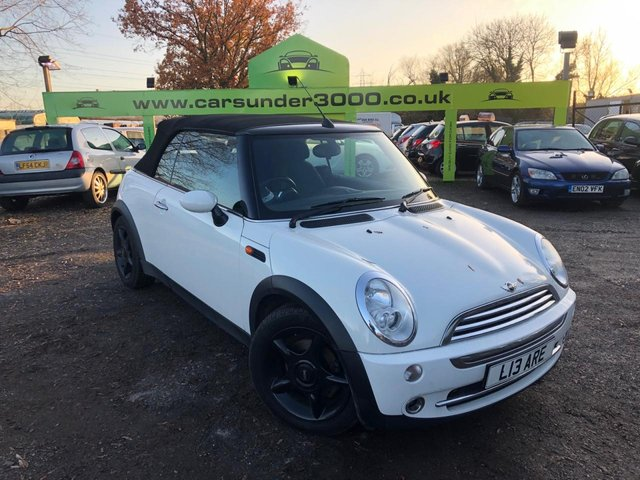 Cheap Used Cars Under 3000 >> Used Mini Cars In Rayleigh From Cars Under 3000