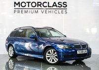 USED 2008 08 BMW 3 SERIES 3.0 325D SE TOURING 5d 195 BHP
