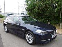 2014 BMW 5 SERIES 2.0 520D SE TOURING 5d 181 BHP £8990.00