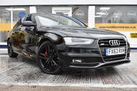 USED 2013 63 AUDI A4 2.0 TDI S LINE 4d 174 BHP COMES WITH 6 MONTHS WARRANTY