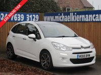 2015 CITROEN C3 1.2 SELECTION 5d 80 BHP £5695.00